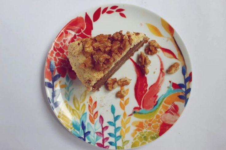 Coffee & Pumpkin Cake recipe
