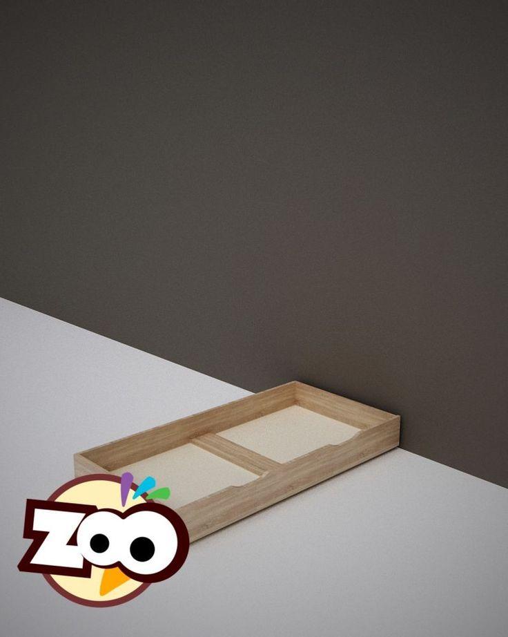 Todi Zoo 60*120-as ágyneműtartó