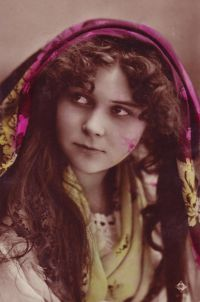 "hungarian Gypsy women | Hungarian, gipsyeyed."" (U11.983)"