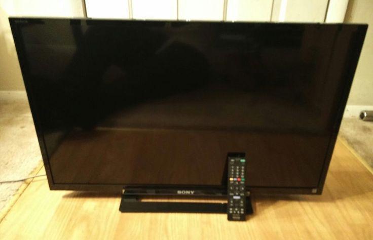 "SONY KDL32R400A 32"" 60Hz 720p LED HDTV HDMI USB Motion flow XR 120 R400 TV #SONY"