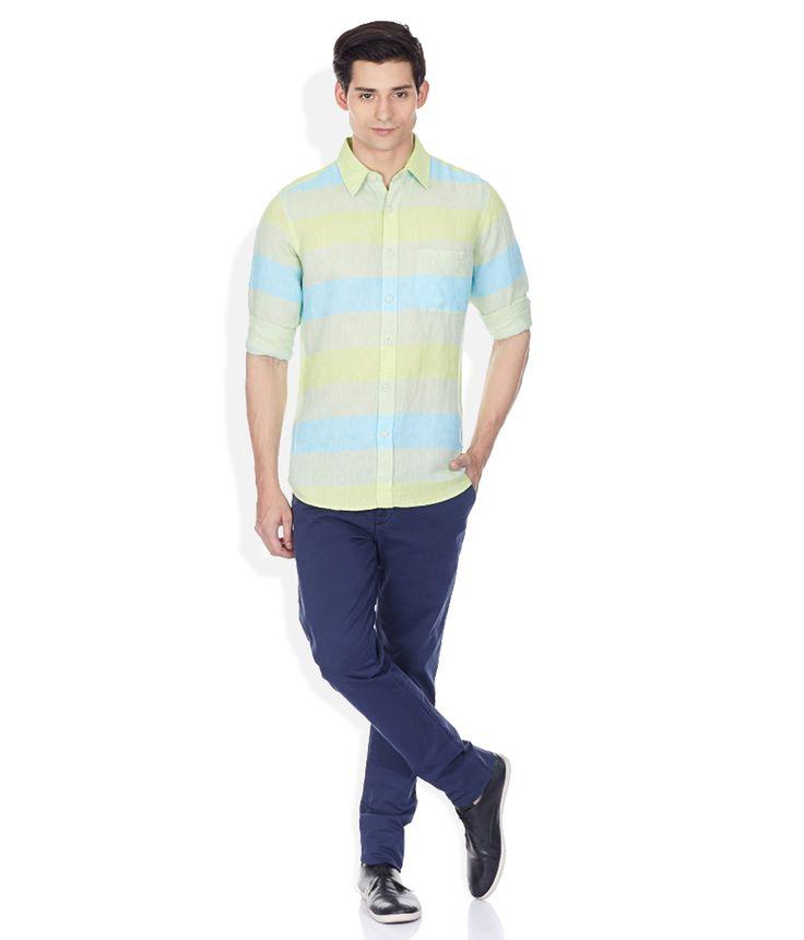 United Colors Of Benetton Multi Regular Fit shirt