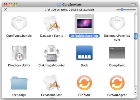 How To Change the Logon Background in Mac OS (With images ...