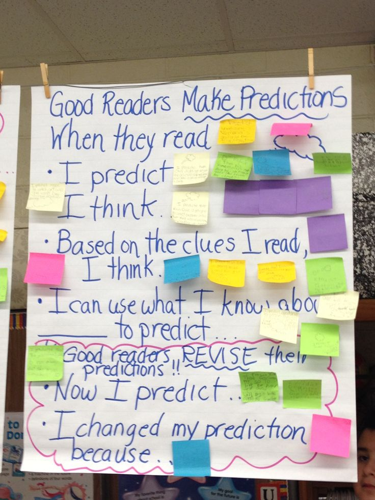 prediction anchor chart - Bogasgardenstaging