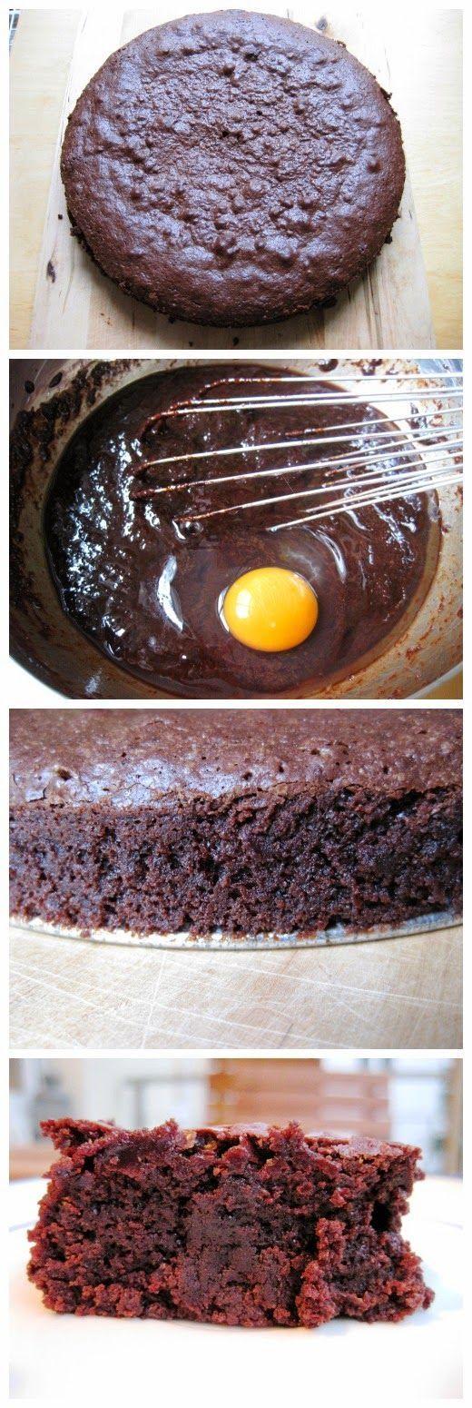 The Best Paleo Brownies - Chocolaty Goodness (Gluten Free)
