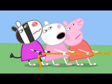 Peppa Pig Sports Day Season 2 Episode 15 - YouTube