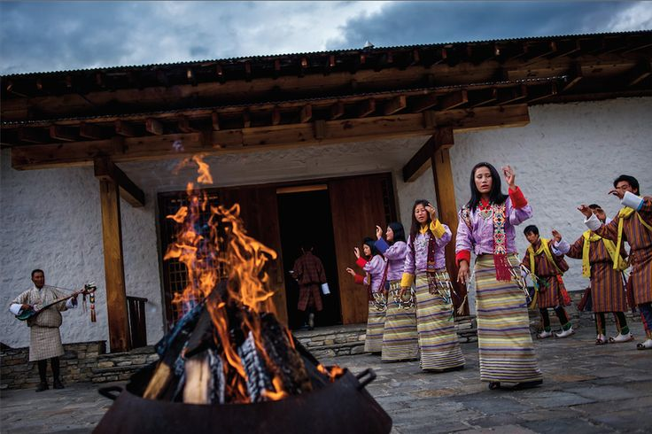 Irene and Jimmy's wedding in Amankora, Bhutan