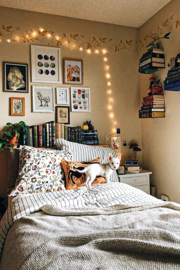 49 Beautiful Aesthetic Bedroom Design Ideas For Your Home Part 49 Room Inspiration Bedroom Aesthetic Bedroom Bedroom Design