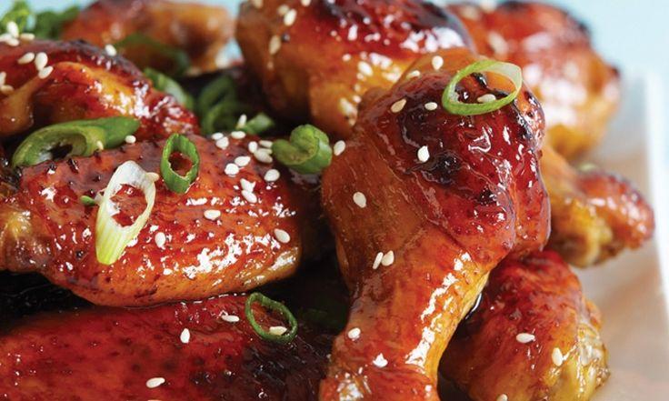 Voici des recettes d'ailes pour la fête d'avant match!    Le Poulet du Québec