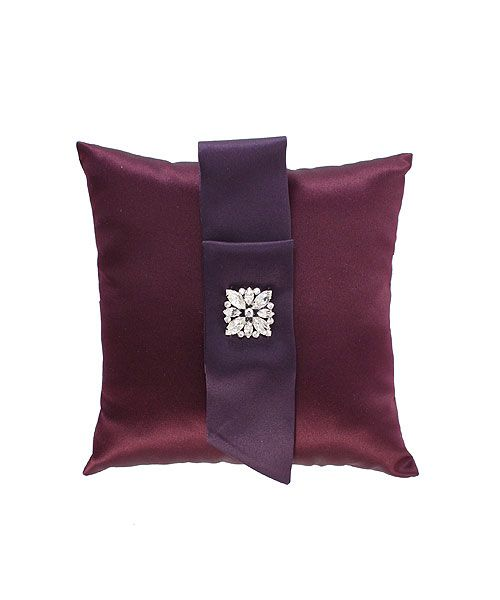 The Nicole - Color Personality Ring Pillow