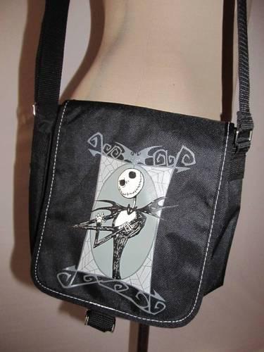Disney Purse Tote Bag Jack Skellington The Nightmare Before Christmas Touchstone | eBay