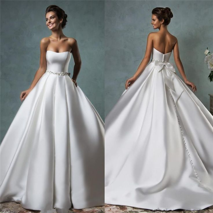 Gothic Wedding Dresses 2016 A Line Strapless Black Taffeta: 1566 Best Images About Wedding Dresses On Pinterest