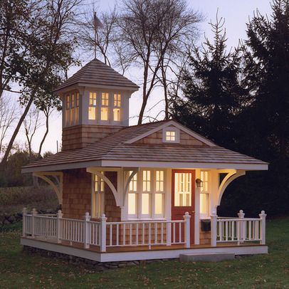 Playhouses | Kids Playhouses Design Ideas, Pictures, Remodel And Decor