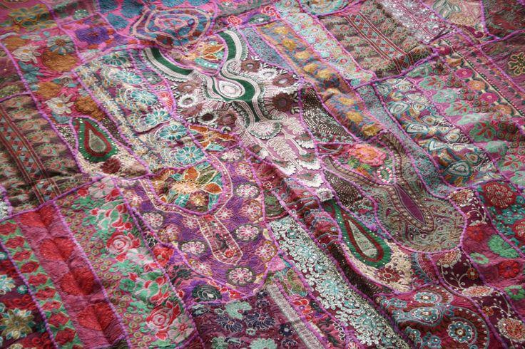 bettüberwürfe und tagesdecken - shantishantishop: handmade +, Hause deko