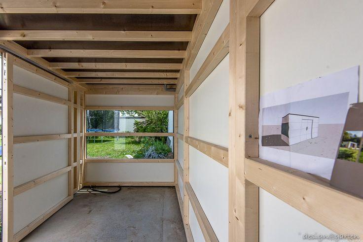 Designer Gartenhaus in Augsburg / Leitershofen by design