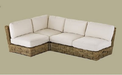 John Himmel sectional sofa, available through the Ainsworth-Noah showroom.