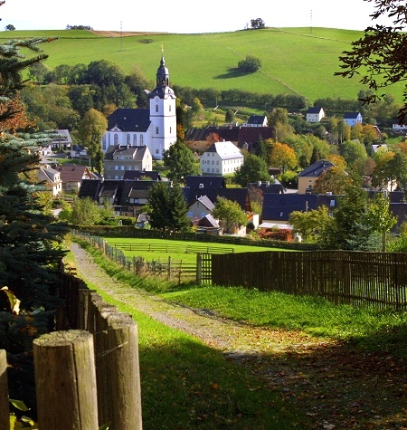 anniebikes: Germany - The Silver Road & Erzgebirge Mountains
