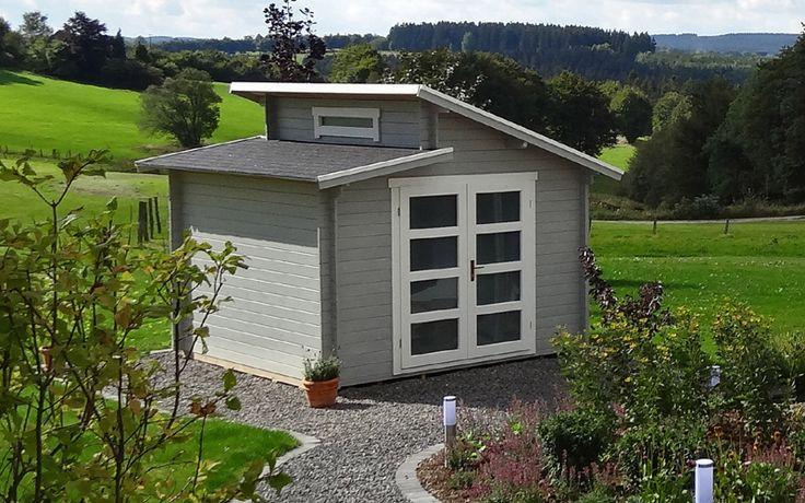 17 best ideas about gartenhaus pultdach on pinterest. Black Bedroom Furniture Sets. Home Design Ideas