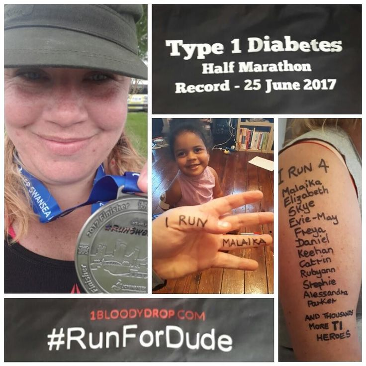 Yesterday i took part in Swansea Half marathon with 30 other people who are #Typeonediabetic to set the standard for a world record for the most people with #type1 to run a half marathon together.  A huge thank you to my friend and PT Lina for running with me and pushing me every step of the way.  My #diabetes behaved and I managed to run 10 miles before I had a hypo and had to walk the last 3.1  I got a PB by 14 minutes.  Very proud to be a part of the @1bloodydrop team  #RunForDude…