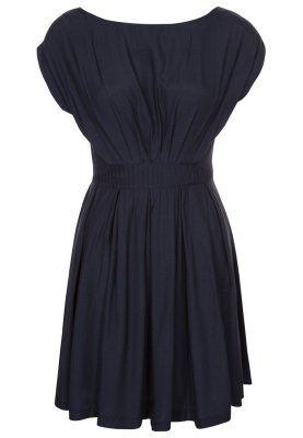 STEFANIE - Vestito di maglina - blu