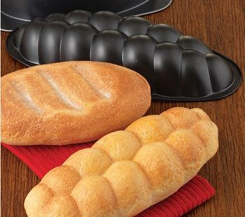 The 25 best bread mold ideas on pinterest bread mould for Canape bread molds