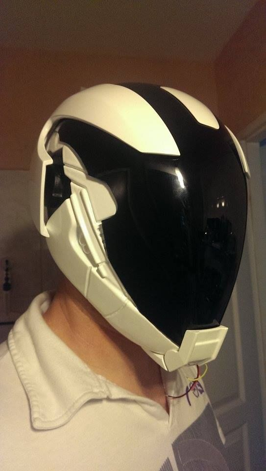 Motorcycle Safety Gear >> Total recall 2012 , Robot Armor and helmet making ...