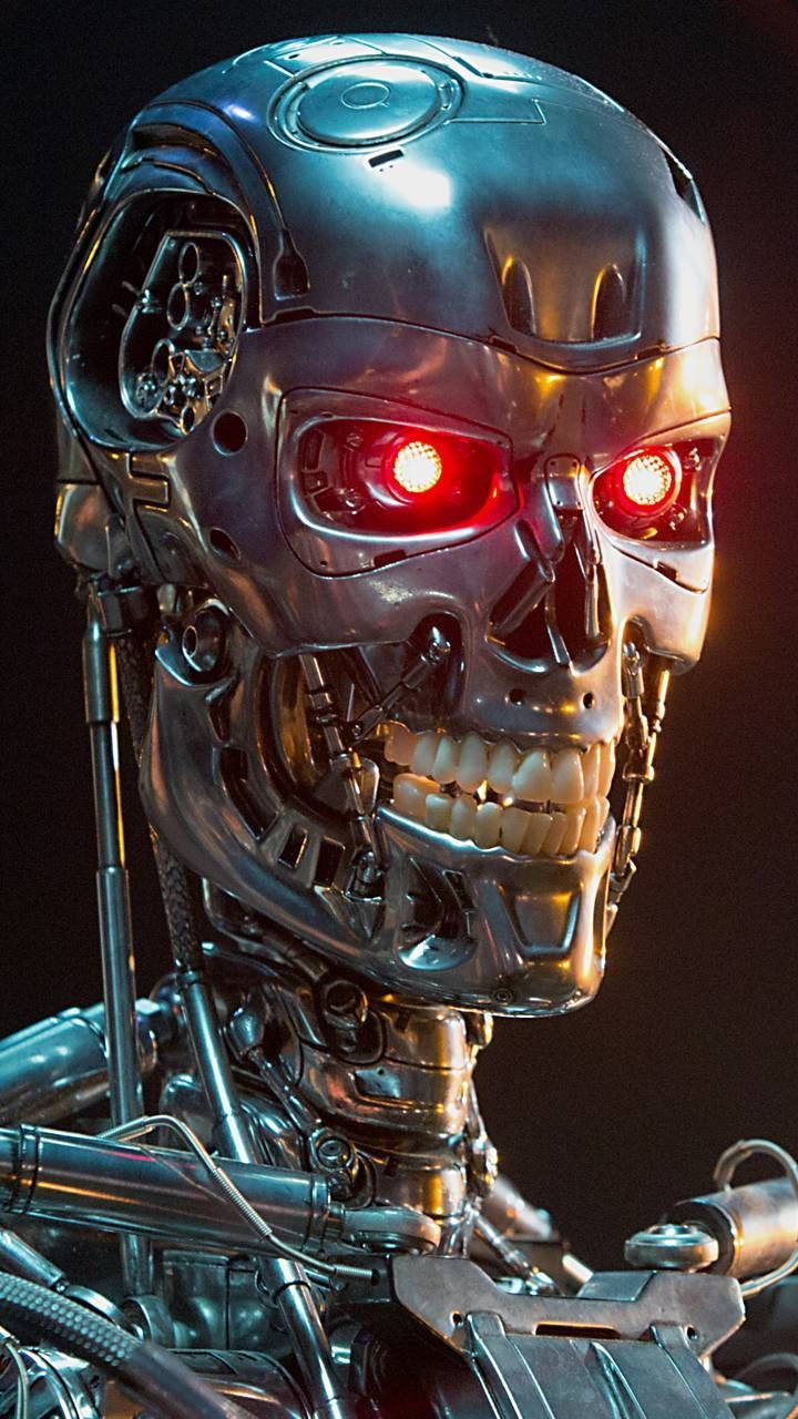 Download Terminator Wallpaper By Rentistoohigh Dc Free On Zedge Now Browse Millions Of Popular Robot Wallpap Terminator Movies Terminator Robot Wallpaper
