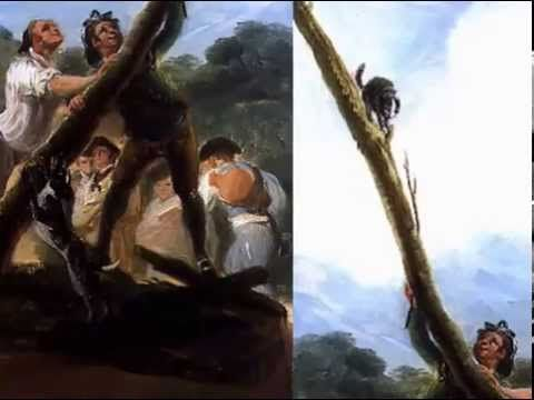 Goya Cartones VI La Gallinita Ciega