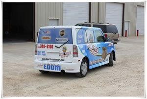Smart Postal Scion Wrap..By Pro DeZigns