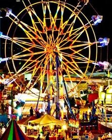 The New Mexico state fair is one of the largest fairs in the nation