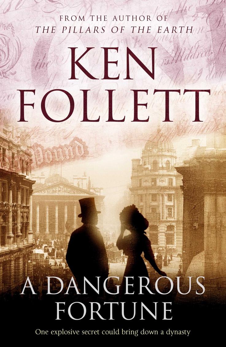 A DANGEROUS FORTUNE KEN FOLLETT #BOOK #PAN