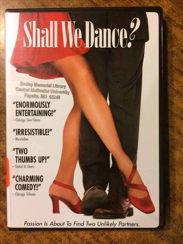 A middle-aged workaholic signs up for dance lessons and falls in love. The romance comedy everyone wants to see!
