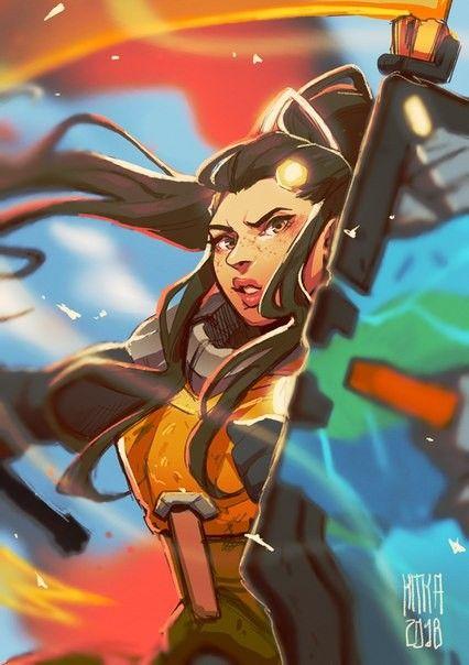 Brigitte - Overwatch