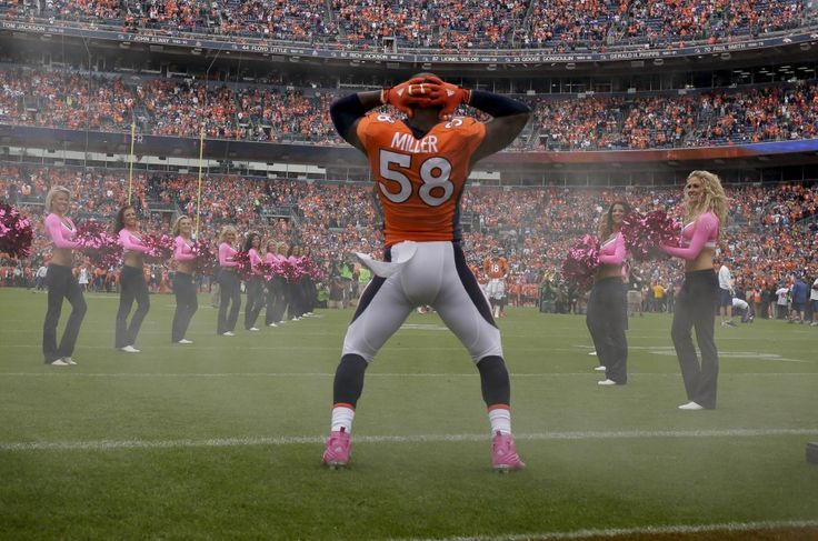 Are the Broncos low-balling Von Miller in contract negotiations?