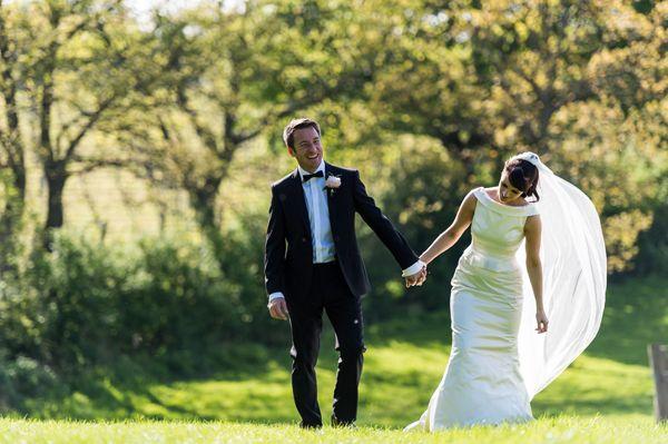 Sarah and Mark - a wedding at Chapel Downs by Kent wedding photographer Benjamin Toms