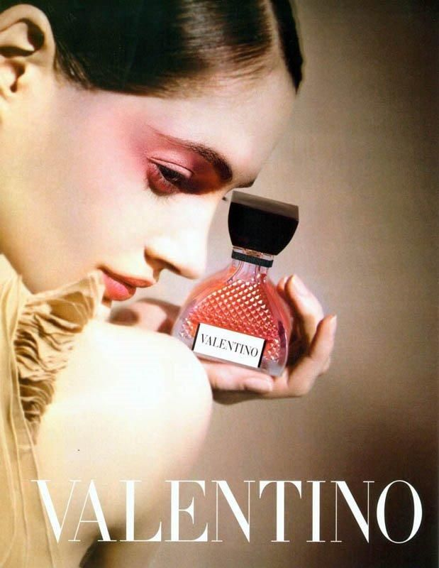 Valentino - Valentino Fragrance S/S 09 photographed by Luca Stoppini