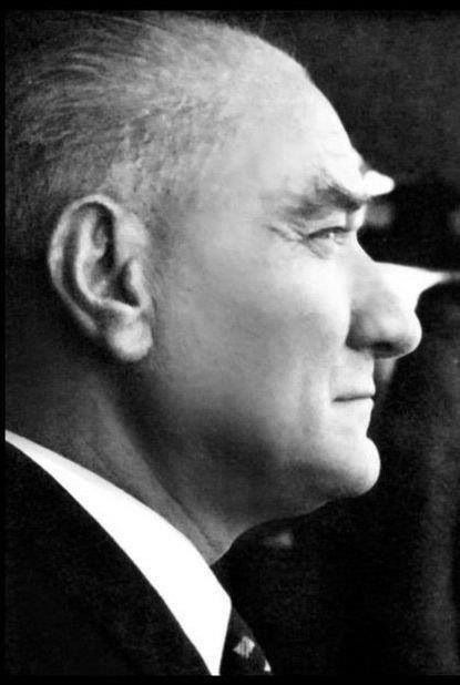 """""""Victory is for those who can say ;"""" Victory is mine"""".Success is for those who can begin saying """"I will succeed"""" and say""""I have succeeded"""" in the end."""" M.K.Atatürk."""