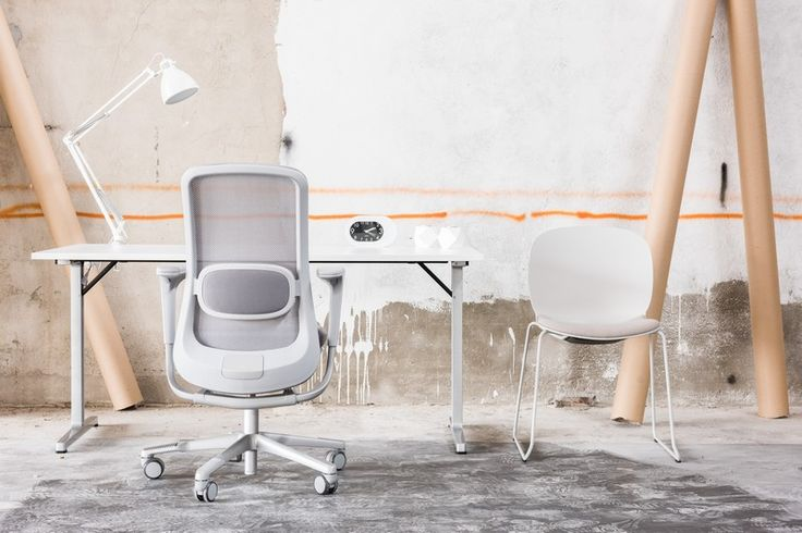 HÅG SoFi mesh was created to meet changing human needs in workplaces that were evolving at pace. #InspireGreatWork #design #Scandinavian #wellbeing #ergonomics