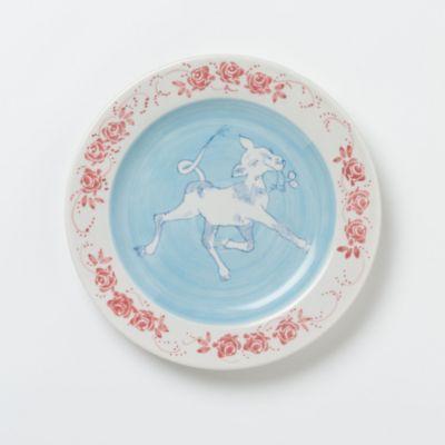 Terrain Farmhouse Dinner Plate  #shopterrain  Would be great for NC house.