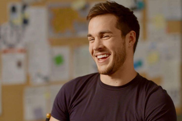Chris Wood Gives Us the Backstory on That Epic Kai-Damon Rain Kiss Video