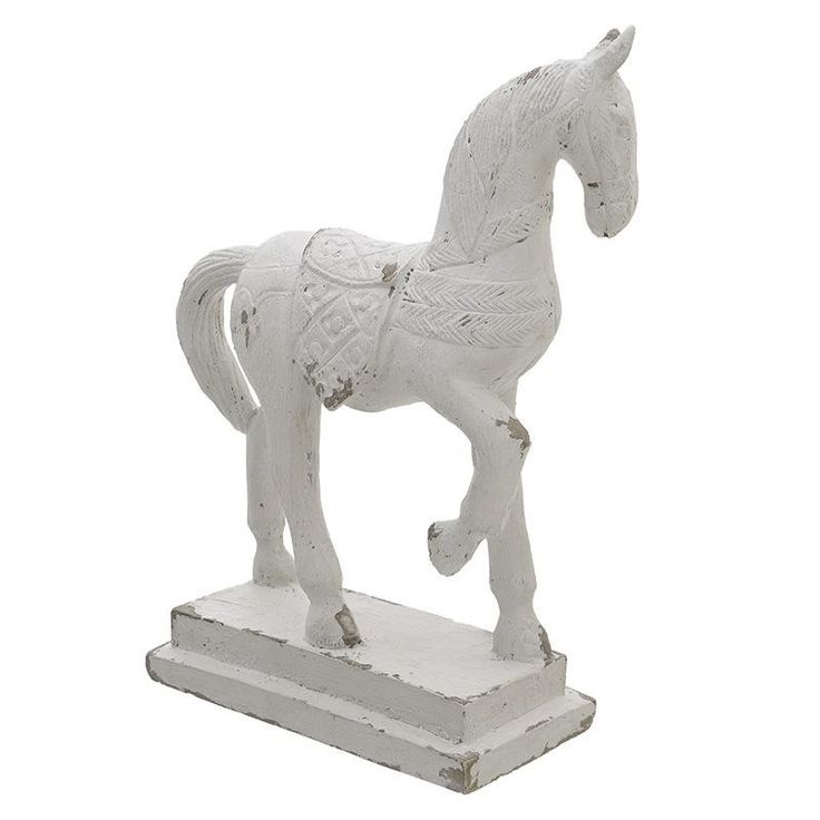 Polyresin Horse - Animals - DECORATIONS - inart