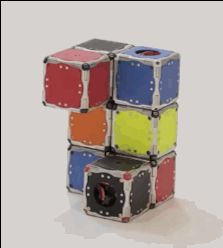 MIT lab builds self-assembling robot cubes | The Verge