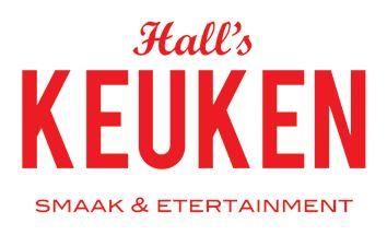 logo Hall's keuken woerden kookworkshops kookschool