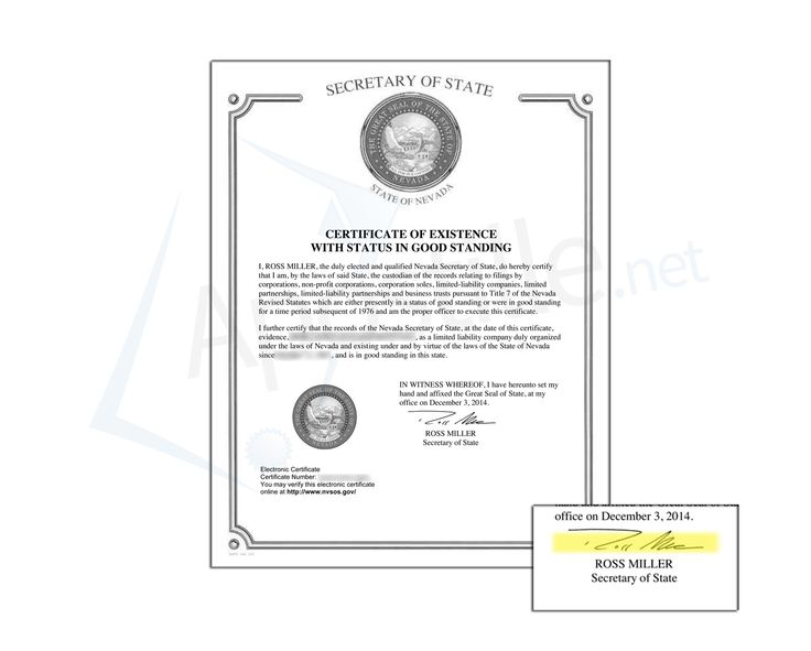 Vintage Marriage Certificate Washoe County Nevada: 17 Best Images About State Of Nevada Sample Apostille On