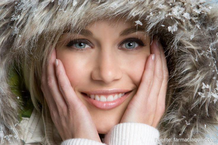 Así es como debes cuidar tu piel durante el invierno!