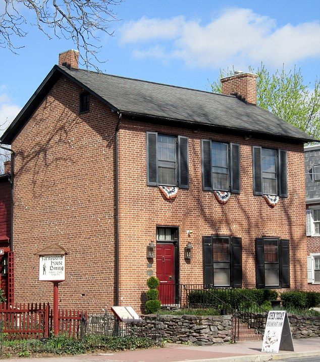 Most Haunted Bed And Breakfast In Gettysburg