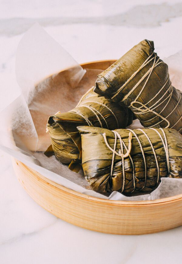 12383 best international recipes to try images on pinterest our detailed step by step cantonese style zongzi recipe a traditional forumfinder Gallery