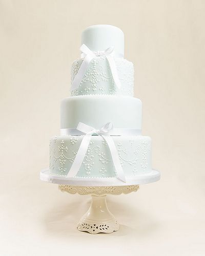 Jennifer wedding cake