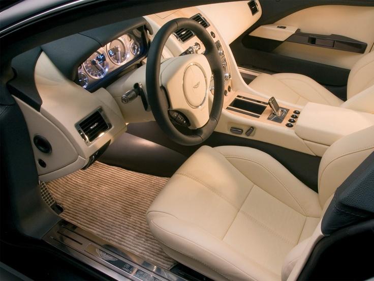 Aston Martin Rapide - Interior