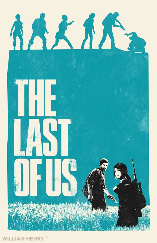 The Last Of Us Art Print by Bill Pyle                                                                                                                                                                                 More