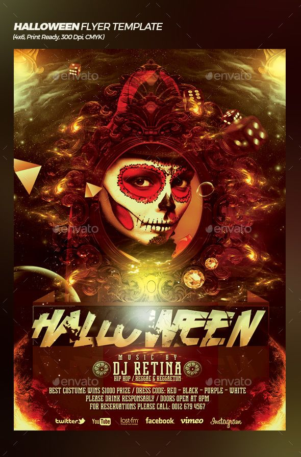 1004 best Halloween Flyer Templates images on Pinterest Flyer - zombie flyer template